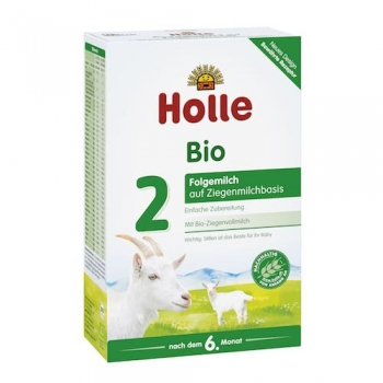 Holle Bio-Folgemilch 2 auf Ziegenmilchbasis, 400g