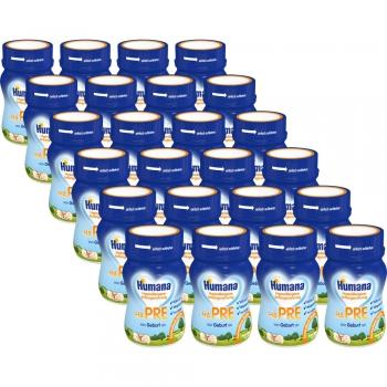 Humana HA-PRE trinkfertig, 90 ml, 24er Karton