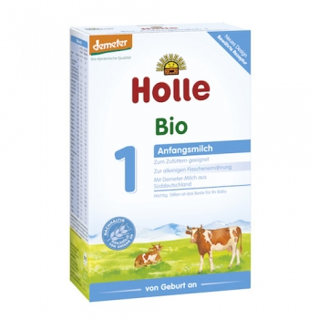 Holle Bio-Anfangsmilch 1, 400g