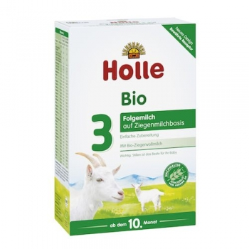 Holle Bio Folgemilch 3, 400g Packung