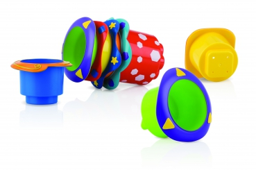 Nuby Spielbecher Splish Splash