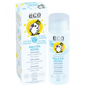 ECO Baby & Kids Sonnencreme LSF 50+ neutral 50 ml