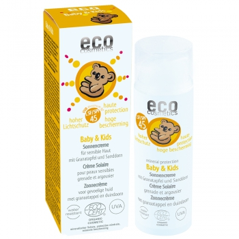 ECO Baby & Kids Sonnencreme LSF 45 50 ml
