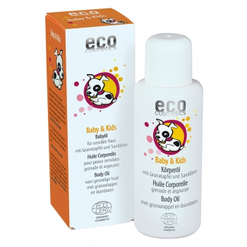 ECO Baby & Kids Babyöl 100 ml