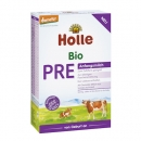 HolleBio-Anfangsmilch PRE 400g Packung