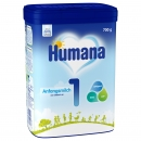 Humana Anfangsmilch 1, 700g - MyPack