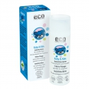 ECO Baby Kinder Gesichtscreme Packung 50 ml